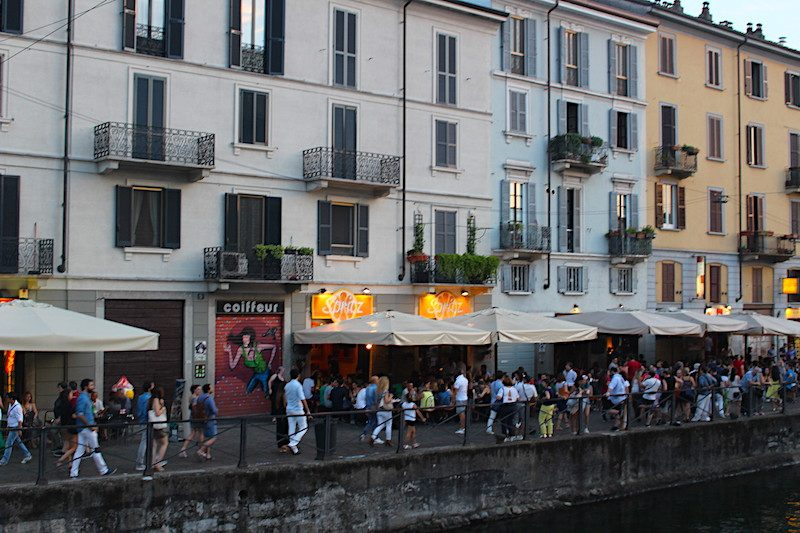 Navigli - things to do in Milan
