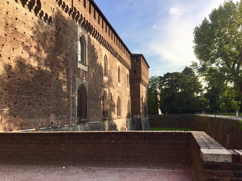 Parco Sempione- things to do in MIlan