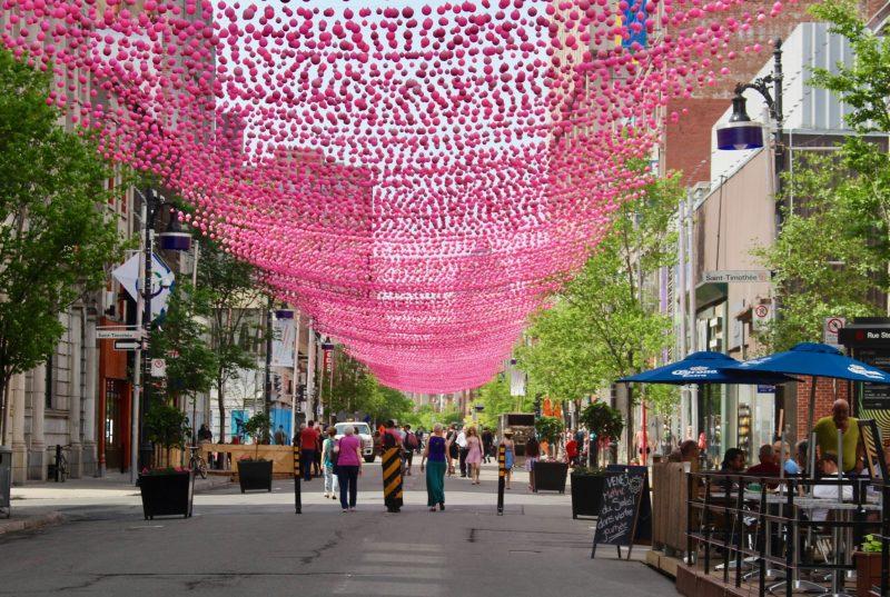 Gay Village, Montreal