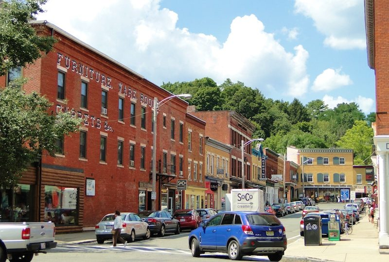 Small towns in the Northeast