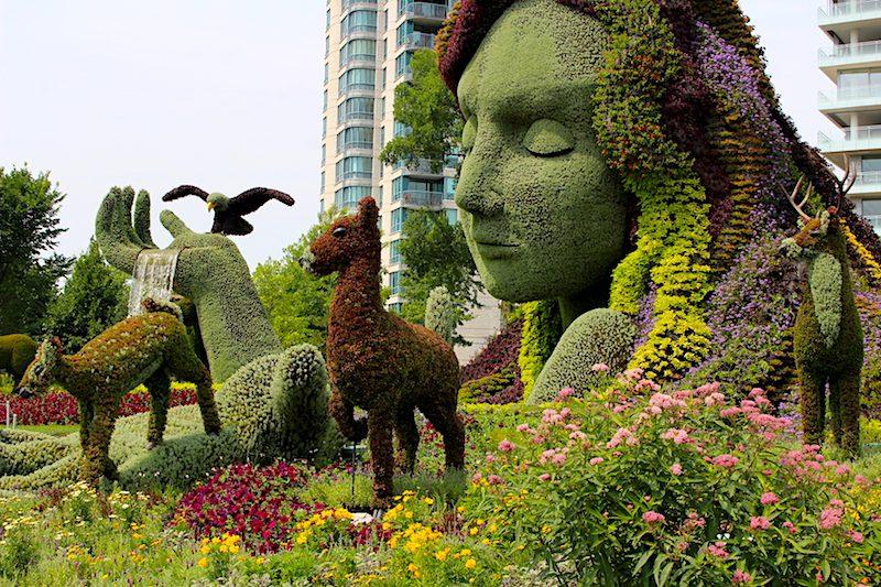 Mosaiculture Gatineau