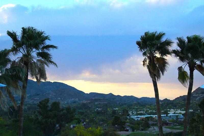 Sunset, Paradise Valley, Scottsdale, AZ