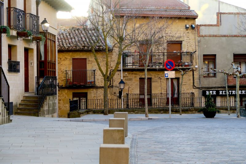 LaGuardia, Rioja Alavesa, Spain