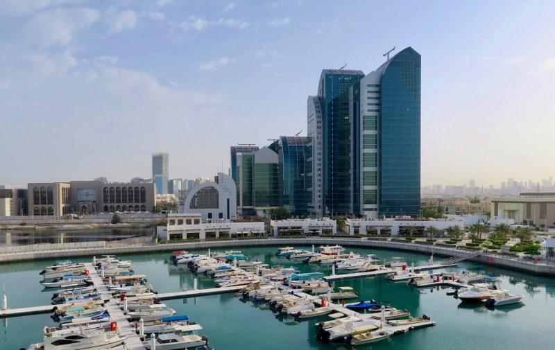 Al Bateen Marina, Abu Dhabi
