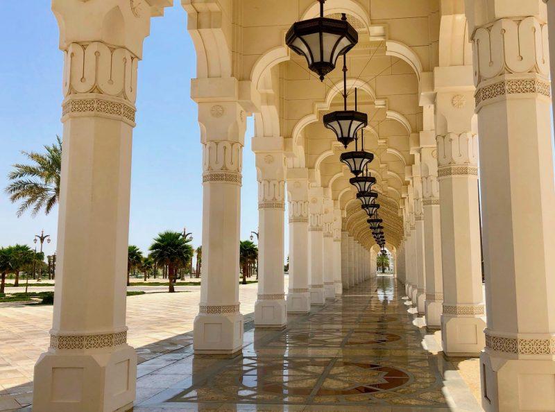 Qasr Al Watan, the Presidential Palace, Abu Dhabi