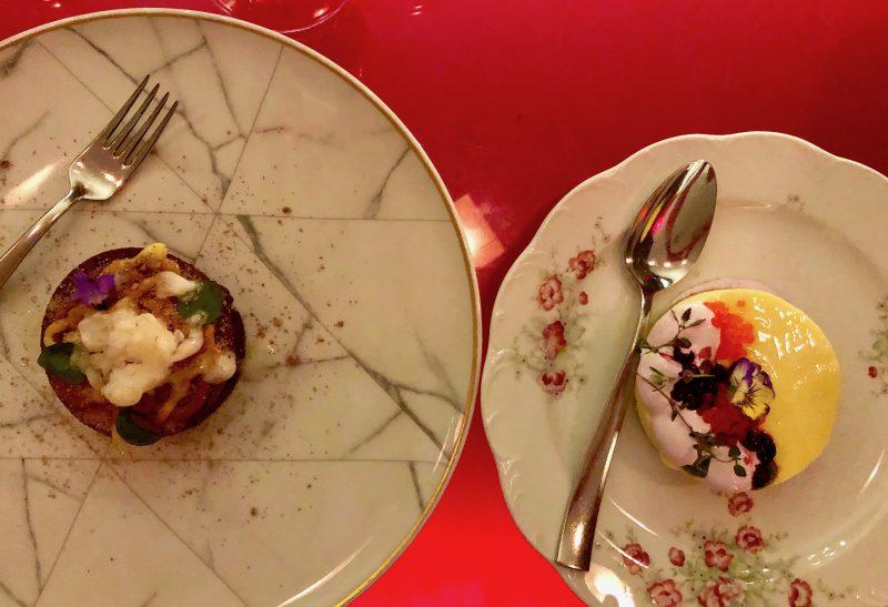 Dessert at Albena, Detroit