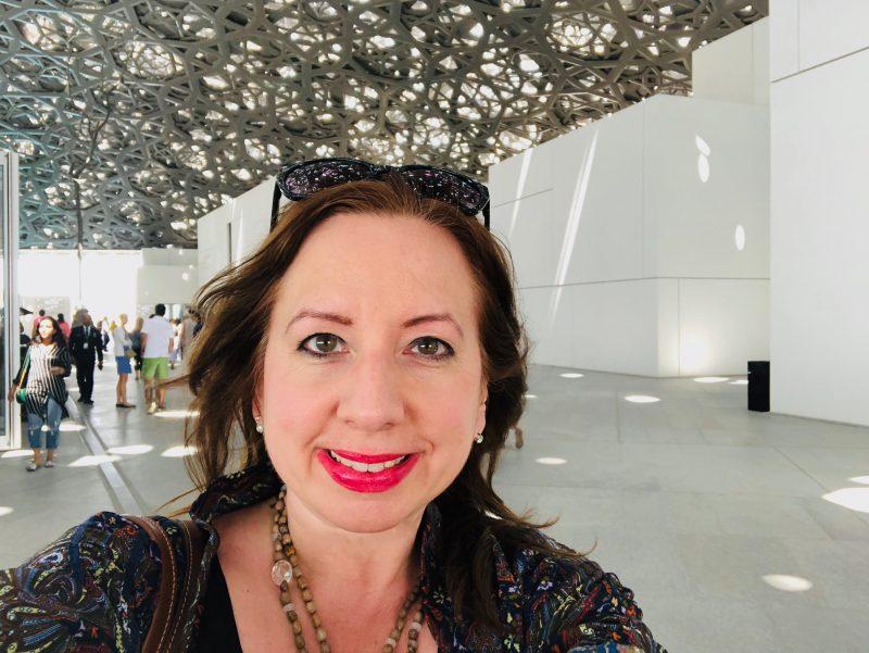 Tracy Kaler Louvre Abu Dhabi